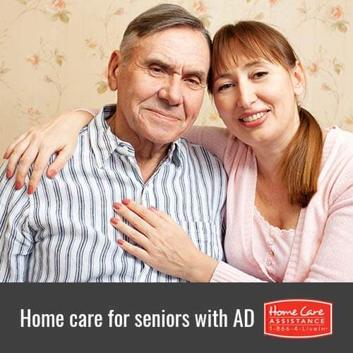 How Seniors with Alzheimer's Benefit from Home Care in Sacramento, CA