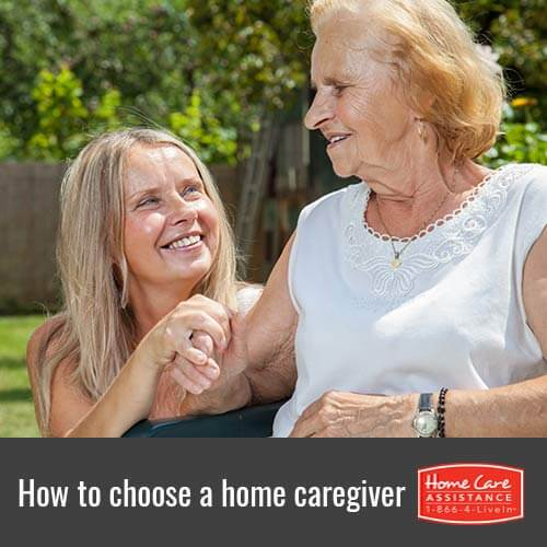 Selecting the Right Home Care Provider for Your Senior Loved One in Sacramento, CA