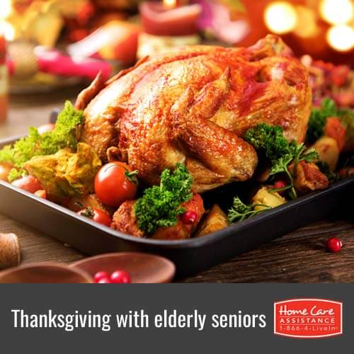 How to Spend Thanksgiving with Your Senior Loved One in Sacramento, CA
