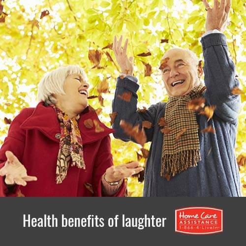 How Laughter Benefits Elderly Health in Sacramento, CA
