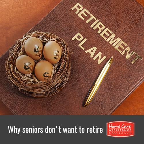 Why Your Senior Loved One Doesn't Want to Retire in Sacramento, CA