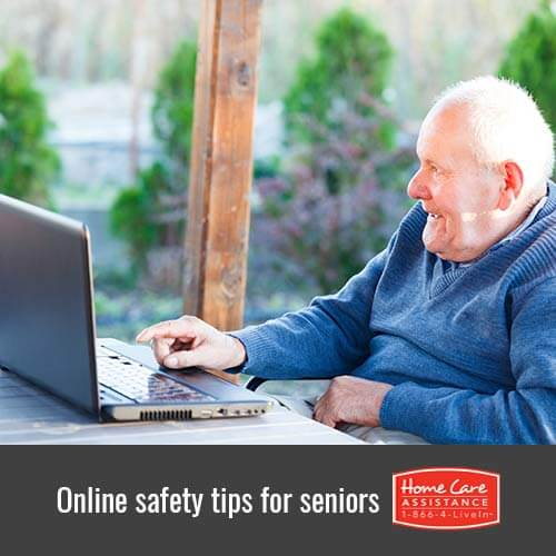Keeping Your Senior Loved One Safe Online in Sacramento, CA