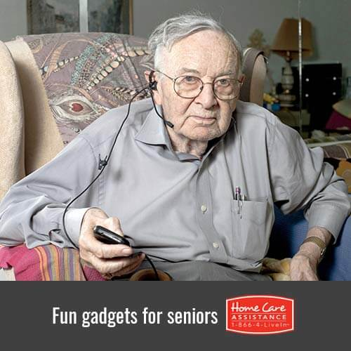 Useful Devices for Seniors in Sacramento, CA