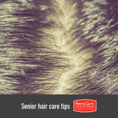 Natural solutions for healthy senior hair - Easy hair care solutions ...