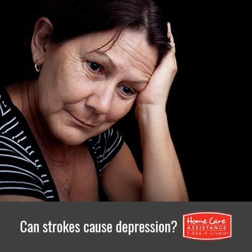Can Senior Strokes Lead to Depression in Sacramento, CA?