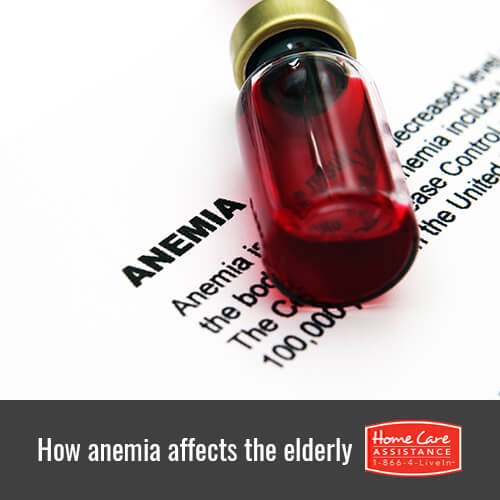 How Does Anemia Affect Seniors in Sacramento, CA?