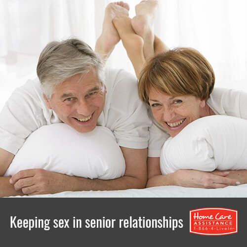 How Senior Couples Can Maintain a Sexual Spark in Sacramento, CA