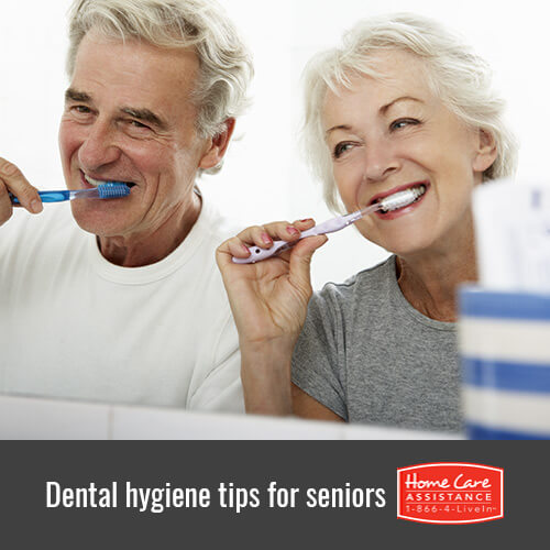 How to Maintain Your Senior Loved One's Dental Health in Sacramento, CA