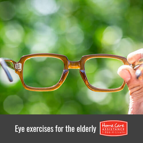 4 Easy Eye Exercises for Seniors in Sacramento, CA