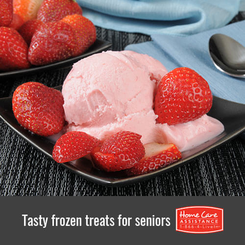 Delicious Frozen Treats for Seniors to Enjoy in Sacramento, CA