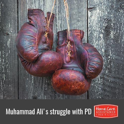 Remembering the Life of Muhammad Ali and His Struggle with Parkinson's in Sacramento, CA