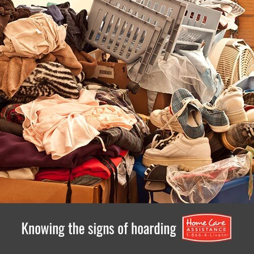 How to Know If Your Senior Loved One Is a Hoarder in Sacramento, CA