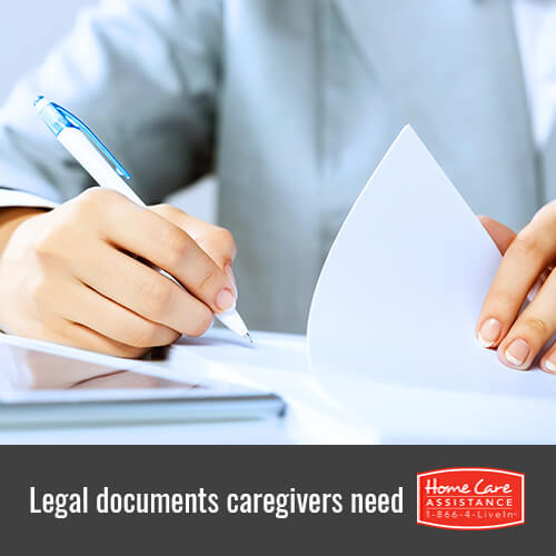 Essential Legal Documents Every Family Caregiver Needs in Sacramento, CA