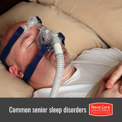 Top 6 Sleep Disorders Among the Elderly in Sacramento, CA