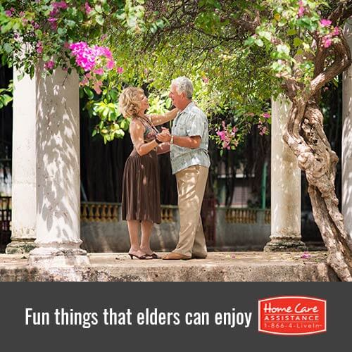 Older Adults Who Enjoy Local Events in Sacramento, CA