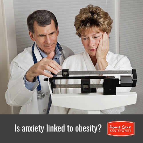 How Anxiety and Obesity Can Be Linked in Sacramento, CA