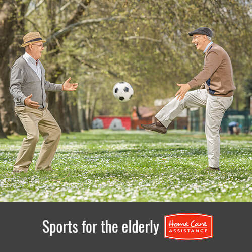 Sports Clubs in Sacramento, CA, that the Elderly Can Play in.