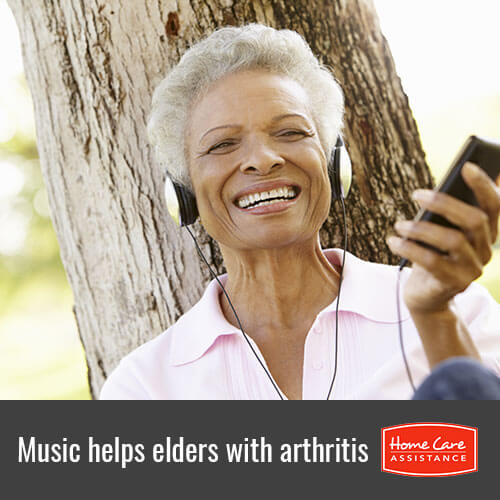 How Listening to Music Can Help the Elderly with Arthritis in Sacramento, CA