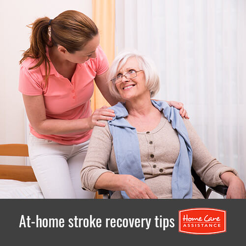In-Home Stroke Recovery Advice for Seniors in Sacramento, CA