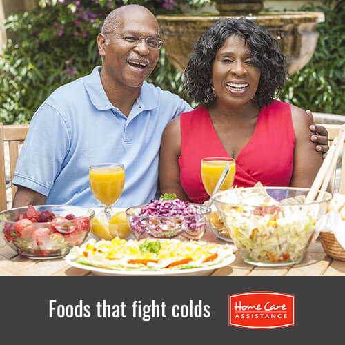 7 Food and Beverages that Help Prevent The Flu in Sacramento, CA