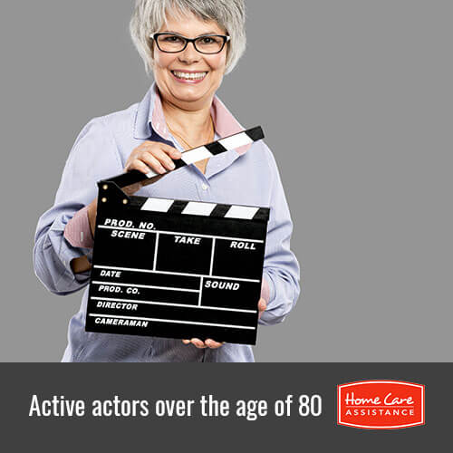 5 Actors Who Are Over the Age of 80 in Sacramento, CA