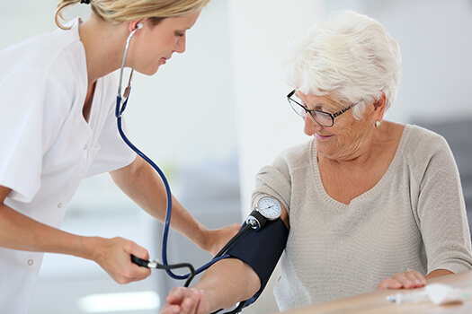 Simple Ways to Maintain Healthy Blood Pressure Past Age 65 in Sacramento, CA