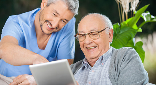 6 Useful Home Tech Items to Gift an Aging Loved One in Sacramento, CA