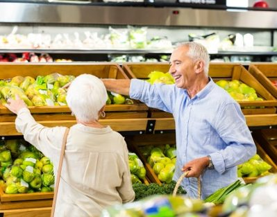Nutritious Grocery Shopping List for Seniors in Sacramento, CA