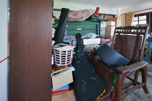 Helping Older Adults Let Go of Hoarding in Sacramento, CA