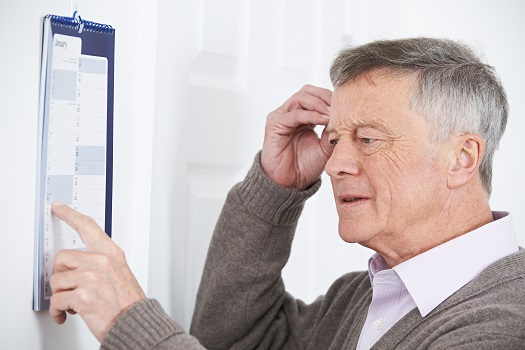 Common Symptoms of Cognitive Decline