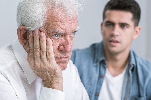 How to Handle Seniors with Alzheimer's Who Become Aggressive in Sacramento, CA