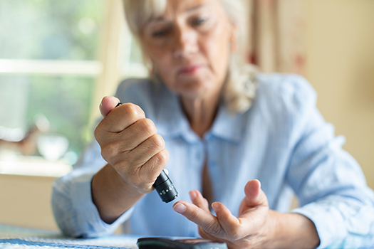 Reasons of Diabetes in Seniors in Sacramento, CA