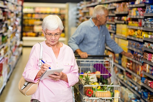 How Seniors Make Grocery Shopping Easier in Sacramento, CA