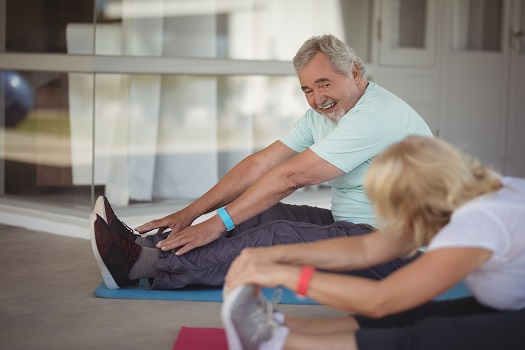 Safety Tips: Seniors & Exercise in Sacramento, CA