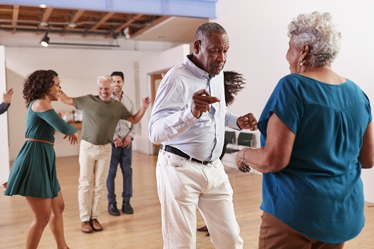 How Dancing Can Reduce Seniors' Risk of Dementia in Sacramento, CA