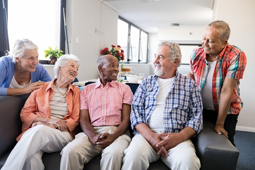 Can Aging Adults with Dementia Benefit from Socialization? in Sacramento, CA