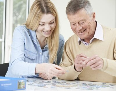 Ideal Puzzles for Elderly Stroke Survivors in Sacramento, CA