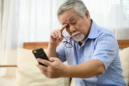 How Does Parkinson's Disease Affect Vision in Sacramento, CA